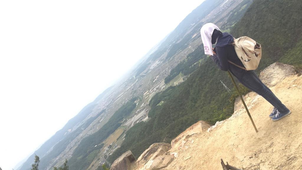 Kinojo Hiking Trails in Soja City