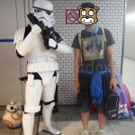 Me with a stormtrooper
