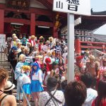 Annual World Cosplay Summit in Nagoya
