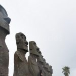 The Moai in Japan: Sun Messe Nichinan in Miyazaki