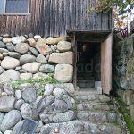 Capibara Coffee in Katsuyama: backdoor