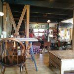 Capibara Coffee in Katsuyama: inside the cafe