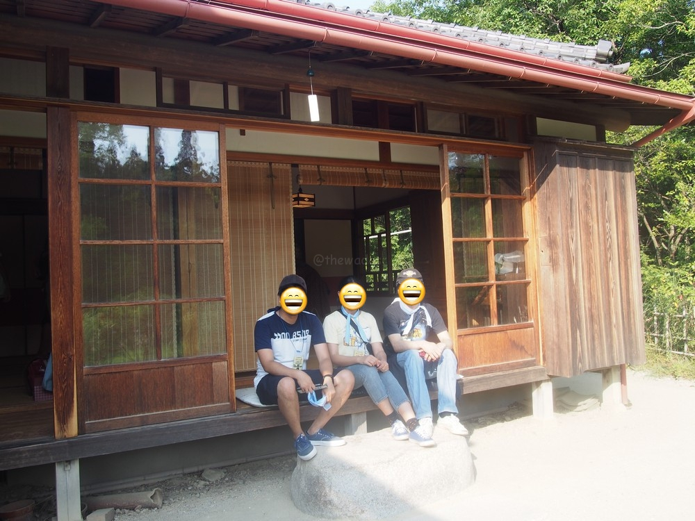 Satsuki and Mei's House in Nagoya