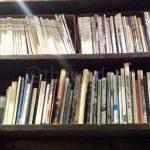 Books/magazines.