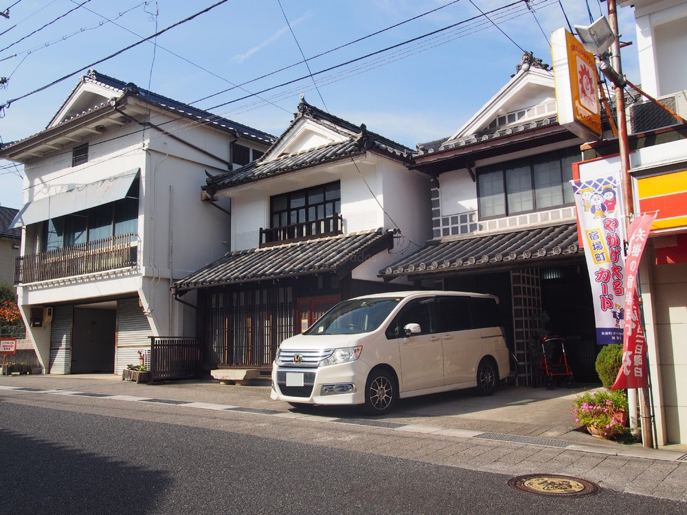 Daimyo Gyoretsu Procession in Yakage Town
