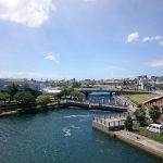 View of Kagoshima City