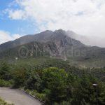 Active Volcano Sakurajima in Kagoshima