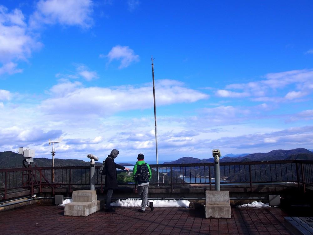 Kinosaki Onsen Ropeway in Toyooka City