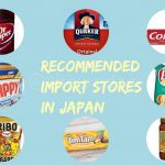 Recommended Import Stores in Japan