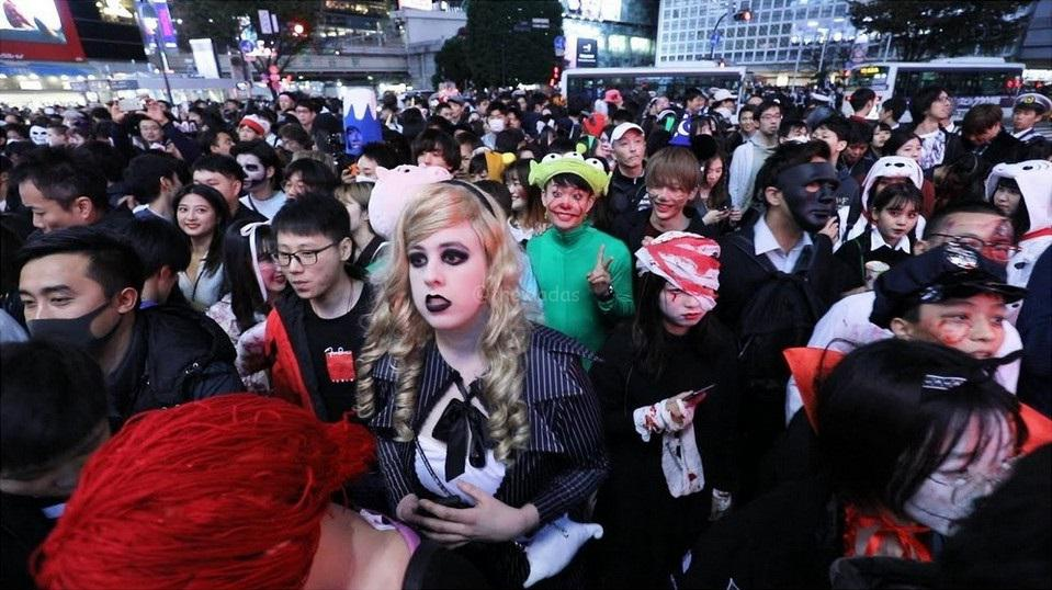 Halloween in Japan