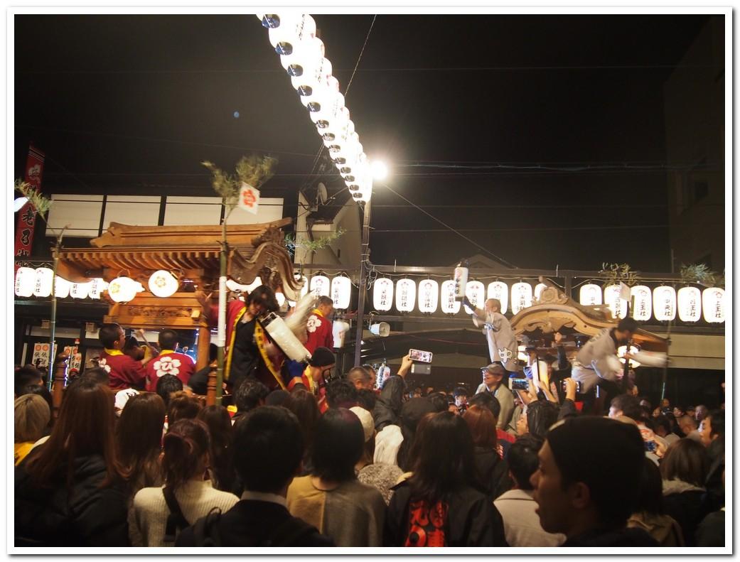 Katsuyama / Kuse Kenka Danjiri Festival
