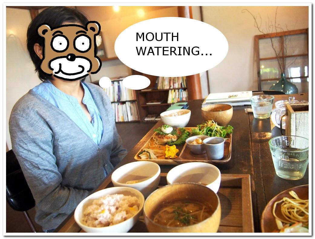 Kominka Cafe in Yame City: Ao Cafe