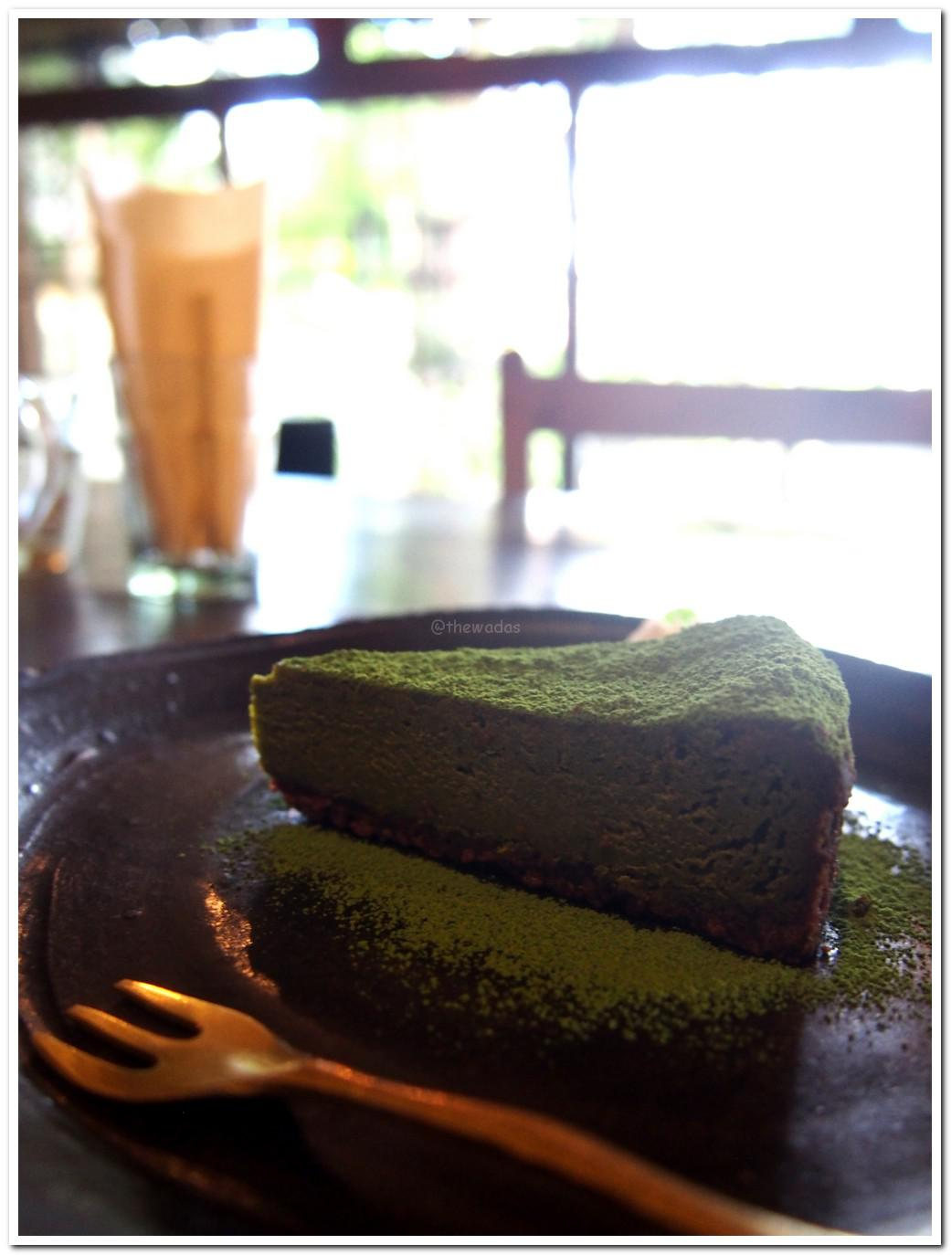 Kominka Cafe in Yame City: Ao Cafe