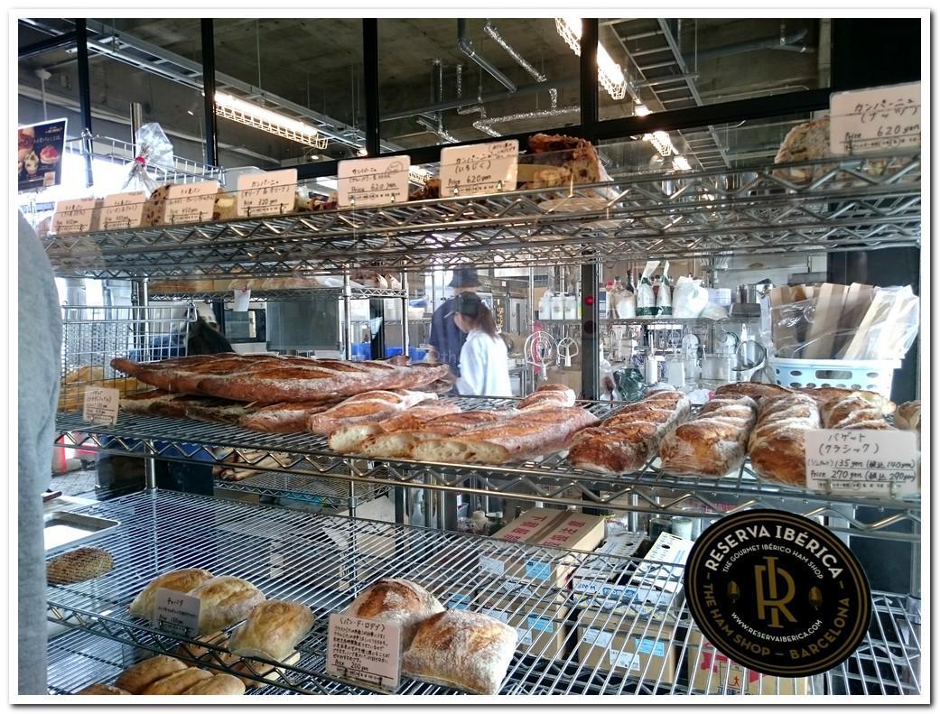 Bakery Industry in Soja City (Okayama)