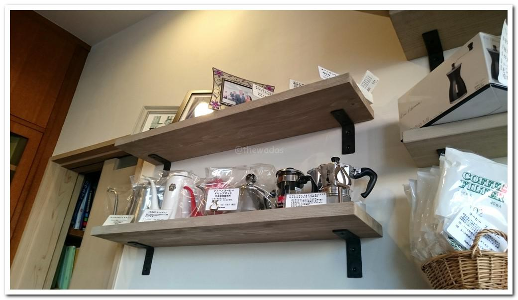 Kaffee Barnack in Okayama City