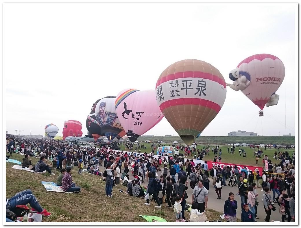 saga international balloon festival