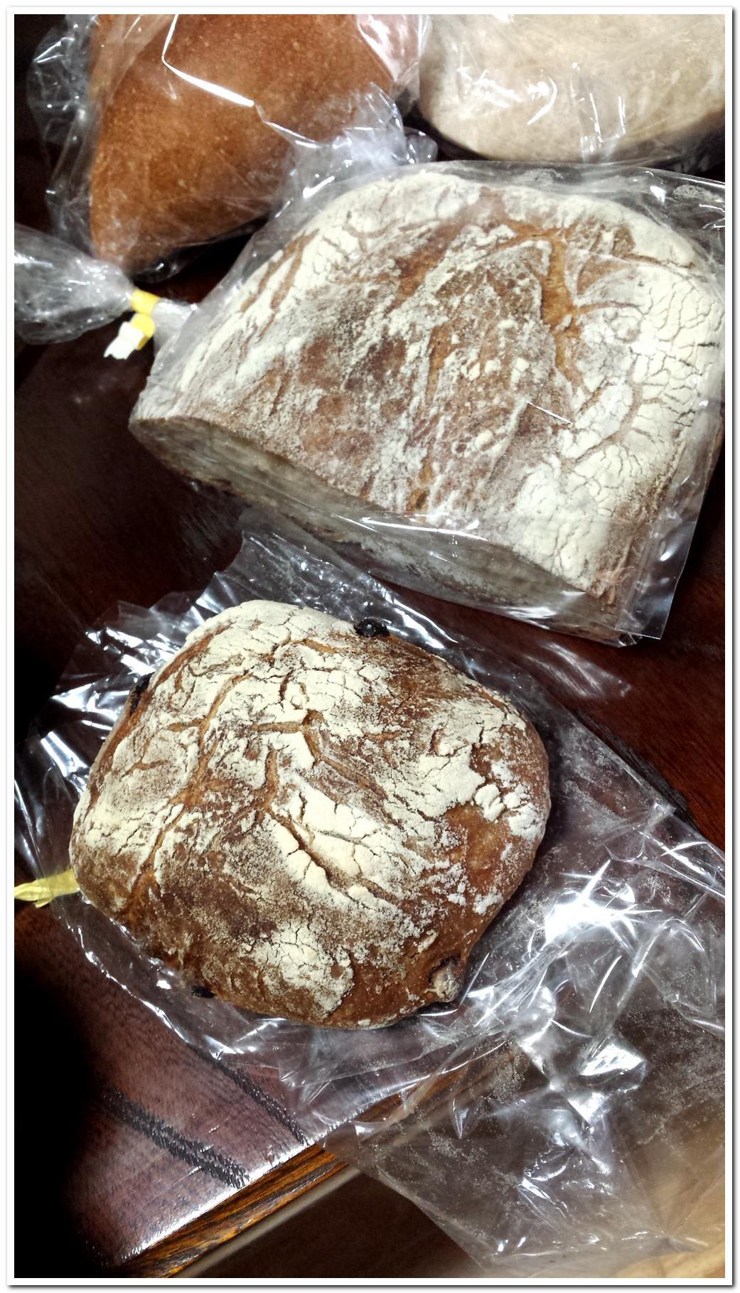 Hidden Bakery in Bizen City; &bread