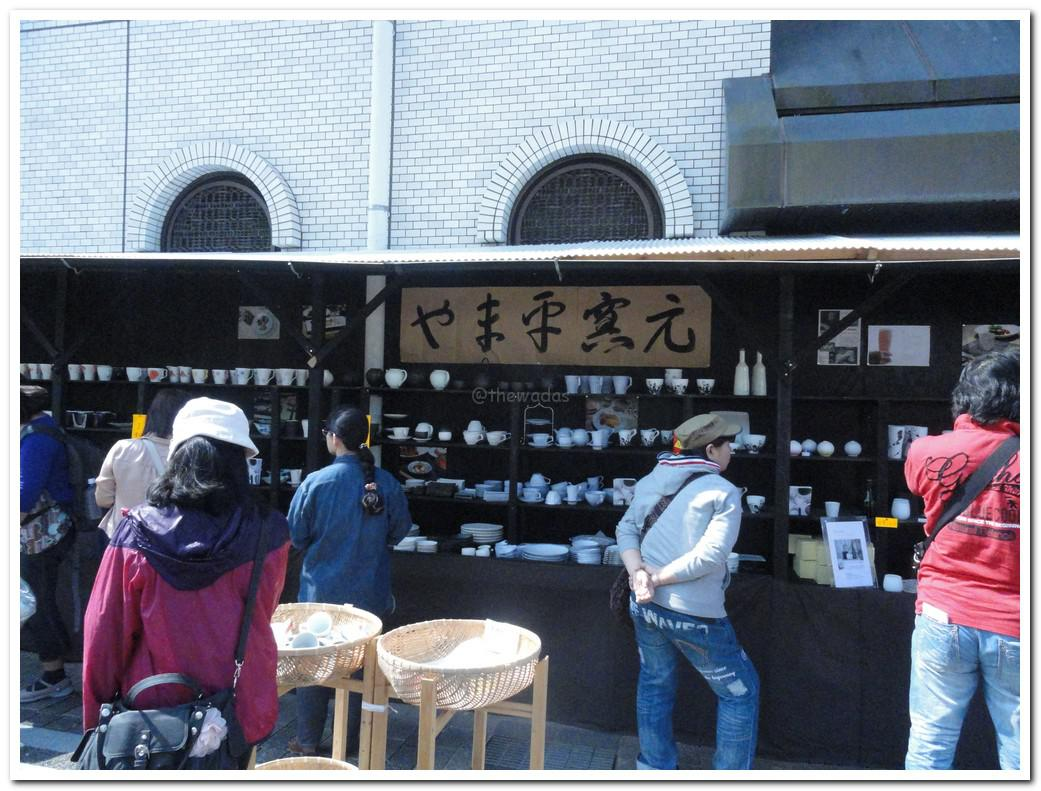 Saga Arita Pottery Festiva|Arita Touki Ichi