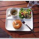 おすすめのベーグルランチ|カフェ マルベリー(備前市)