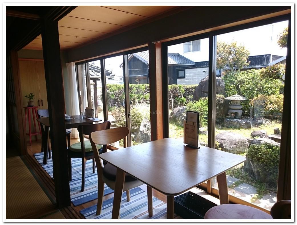 Kominka Cafe Comestai Okayama
