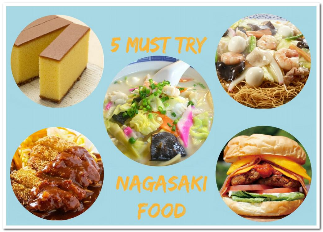 nagasaki food