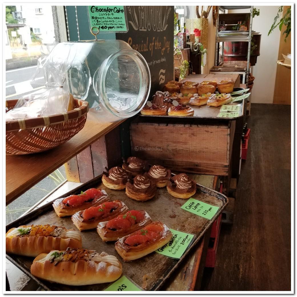 Bakery Boulangerie Igel in Kurashiki