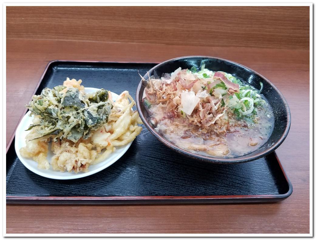 Roast Duck Udon at Ichimonji (Setouchi City)
