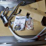 DIY #2: Setting Up Single Handle Kitchen Faucet