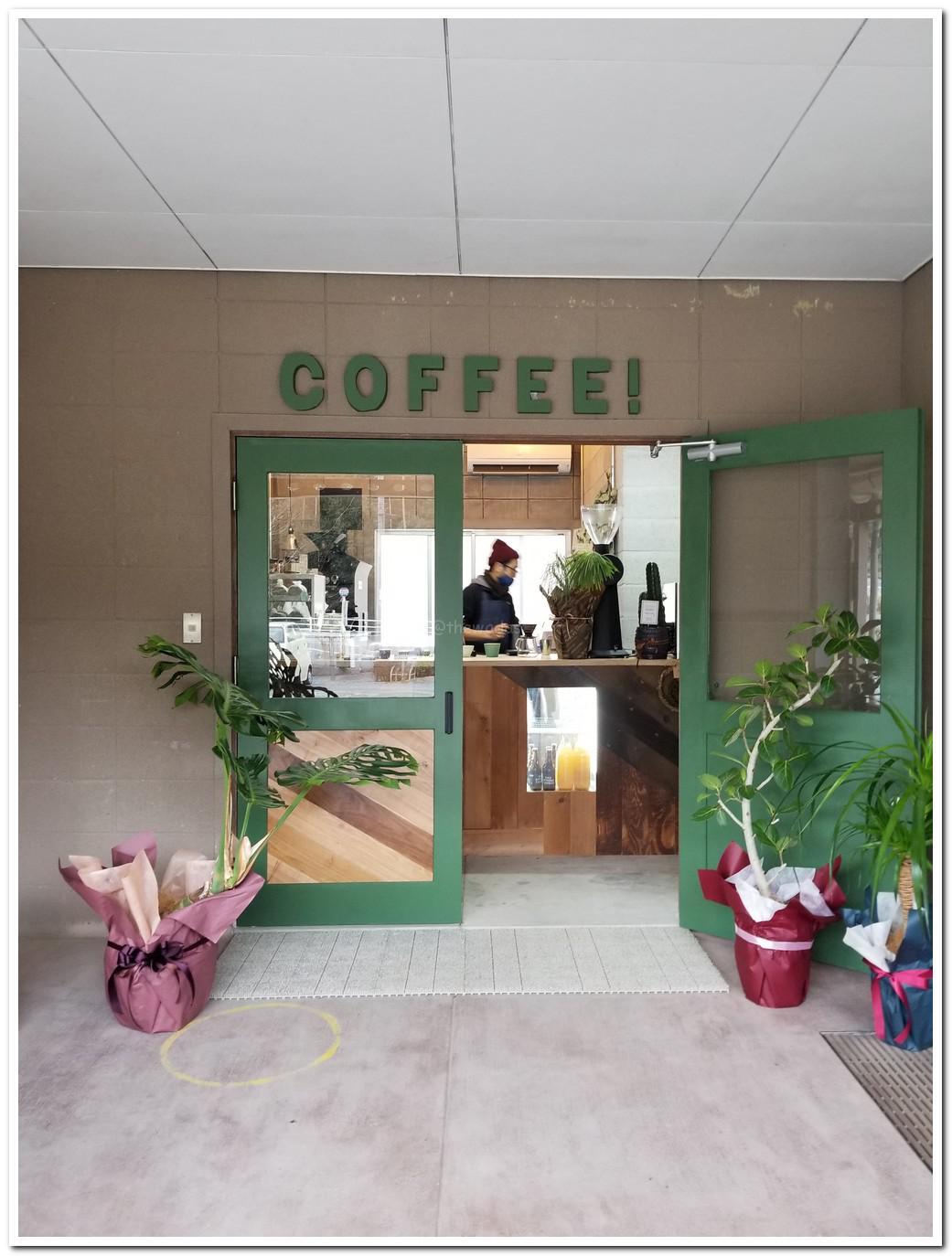 Ikepan and NiBBLES COFFEE (Tsuyama City)